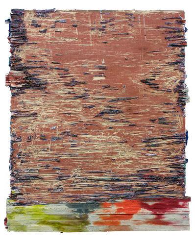 Jacin Giordano, 'Cutpainting #66', 2015