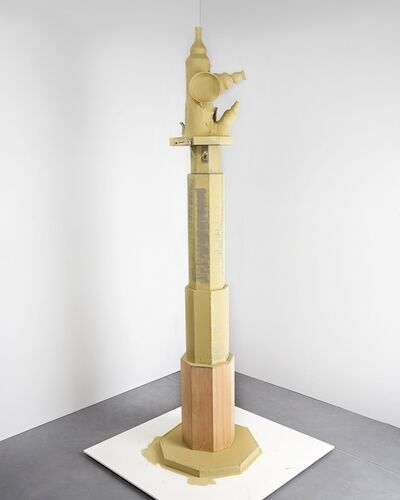 Jan De Cock, 'Nature Morte with Monument', 2013