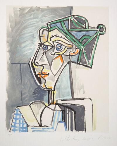 Pablo Picasso, 'Tête de Femme au Chignon, 1952', 1979-1982