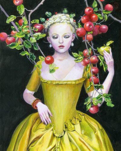 Titti Garelli, 'The Golden Apple', 2019