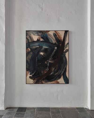 Kazuo Shiraga, 'Vaisravana (Bishamonten)', 1974