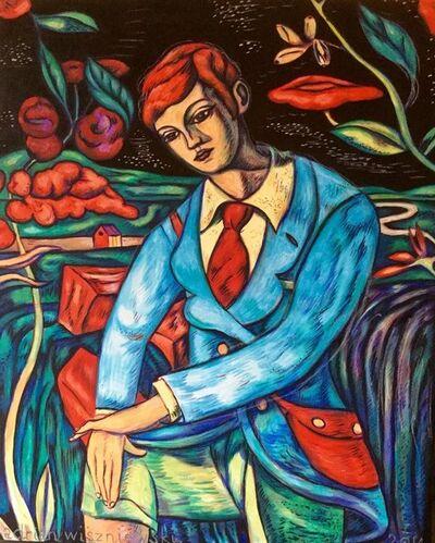 Adrian Wiszniewski, 'The Falls of Clyde', 2014