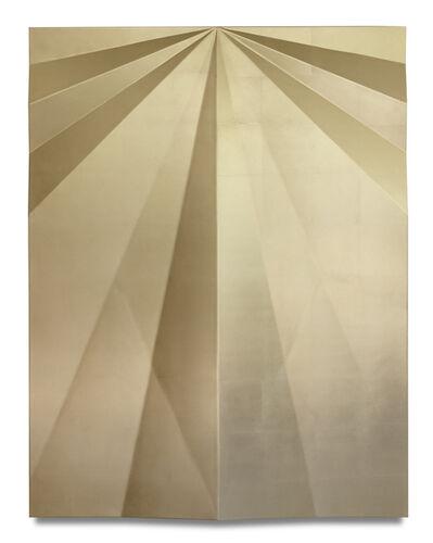 Gonzalo Lebrija, 'Unfolded Gold (MegrezI)', 2019