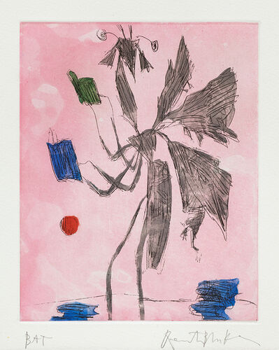 Quentin Blake, 'Insects V', 2012