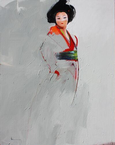 """Neil Nagy, '""""Gion Mist', 2013"""