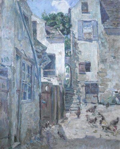 Jean Baptiste Armand Guillaumin, 'Village dans l'Île de France', ca. 1888