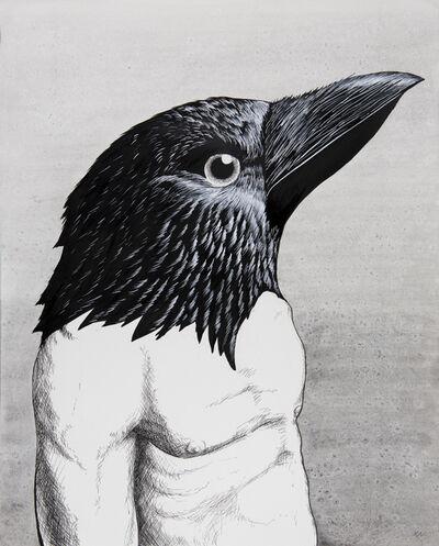 Emmanuel Crespo, 'A Portrait Conceived in Twilight', 2020