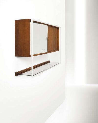 Franco Albini, 'a vanity cabinet with mirror', 1945