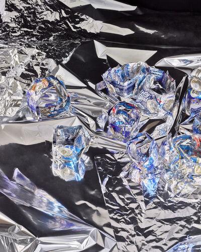 Marilyn Waligore, 'Aluminum BBB #4', 2019