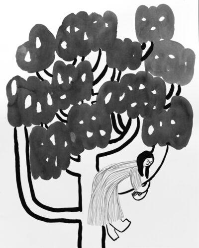 Carissa Potter, 'Spring Plum Tree', 2020