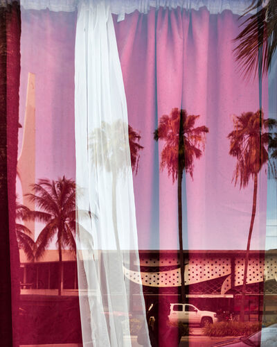 Anastasia Samoylova, 'South Beach Reflection', 2017