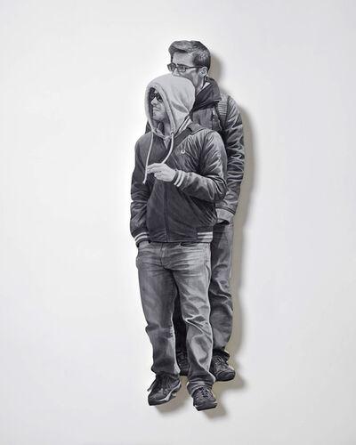 John Miller, 'Untitled (Pedestrian Series) ', 2014