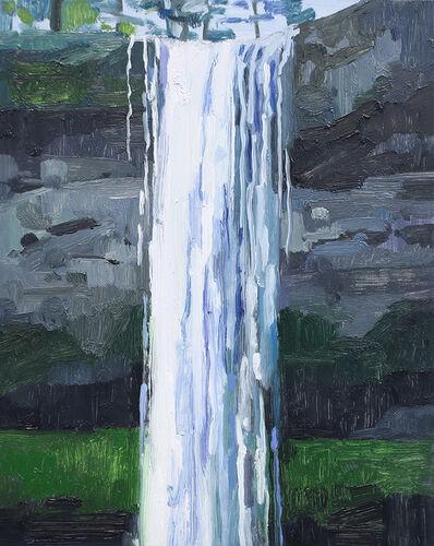 Claire Sherman, 'Waterfall', 2017