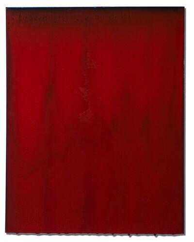 Robert Silverman, 'Untitled (dark red 15)', 2005