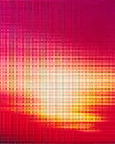 Rodrigo Alcocer de Garay, 'sg_sunset_07', 2017
