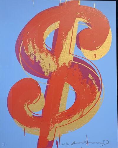 Andy Warhol, '$ (1) II.277 ', 1982