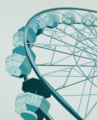 William Steiger, 'Gondola Wheel II', 2008