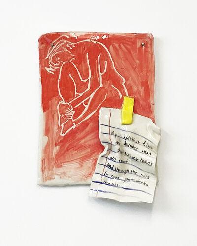 Valinia Svoronou, 'Salvaged Notes III', 2021