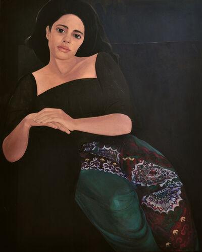 Hend Adnan, 'Serwal', 2017