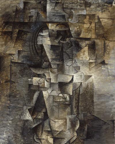 Pablo Picasso, 'Portrait of a Woman', 1910