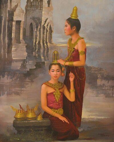 Rearngsak Boonyavanishkul, 'SUKOTHAI RISING', 2014
