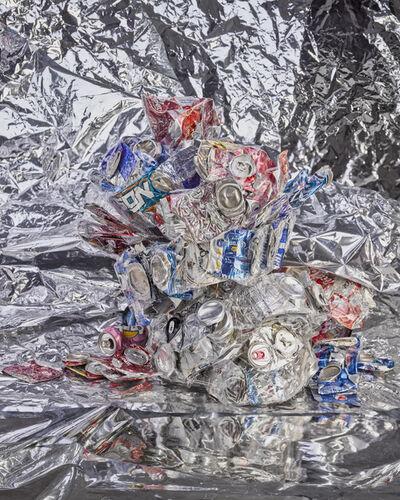 Marilyn Waligore, 'Aluminum RWB #6', 2019