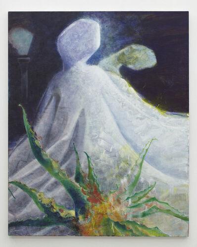 Daisuke Fukunaga, 'Aloe with silver cover', 2014