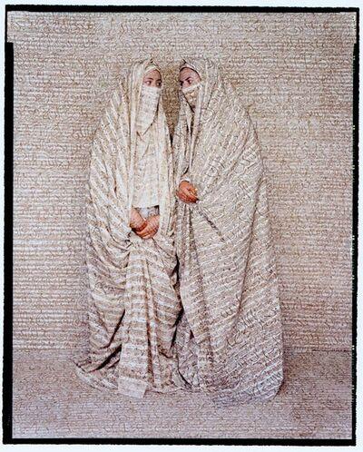 Lalla Essaydi, 'Les Femmes du Maroc #10', 2005