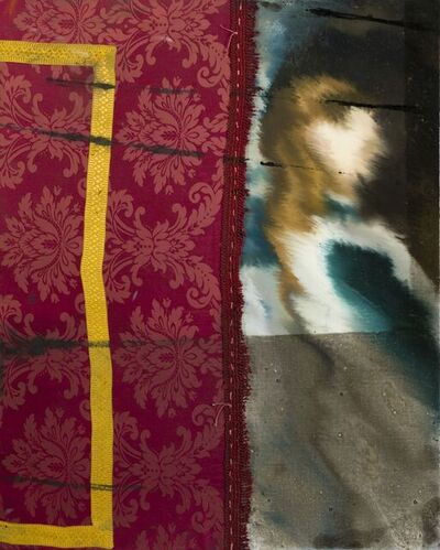 Jorge R. Pombo, 'Variation on Singer Sargent's 'The Daughters of Edward Darley Boit' (7)', 2020