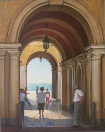 Bradley Stevens, 'Archway to the Sea'