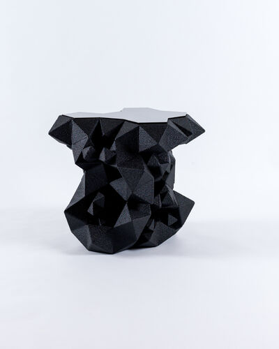 Aranda\Lasch, 'Black Side Table', 2011