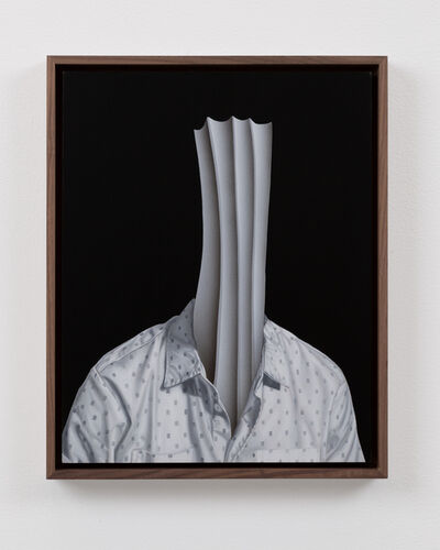 Brian Robertson, 'Portrait of the artist as nothing in particular', 2020