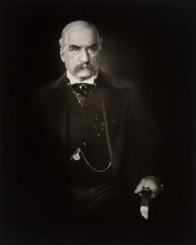 Edward Steichen, 'J.P. Morgan, New York', 1903