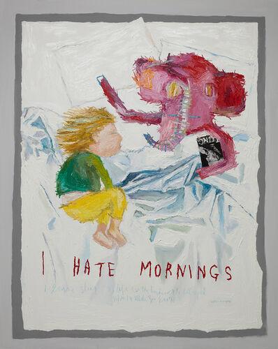 Woo Kuk Won, 'I Hate Morning', 2017