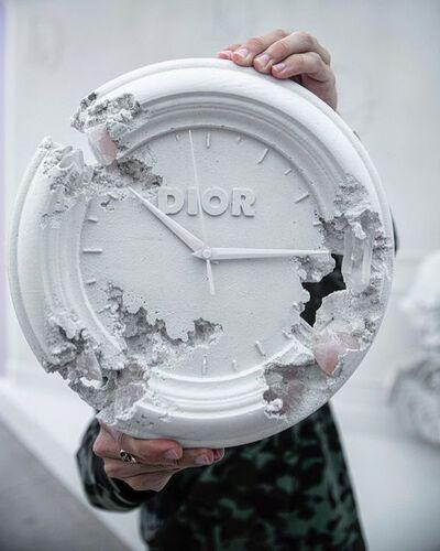 Daniel Arsham, 'Dior x Daniel Arsham Future Relic Clock', 2020