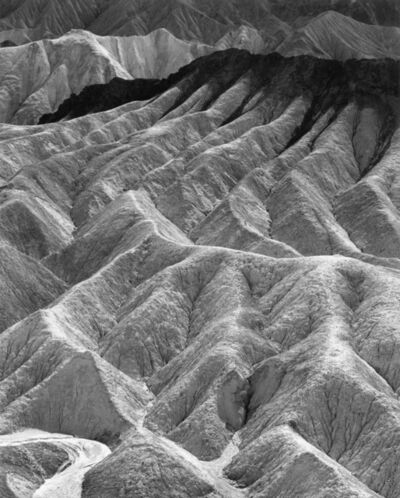 Ansel Adams, 'Zabriski Point, Death Valley National Park, California', 1942