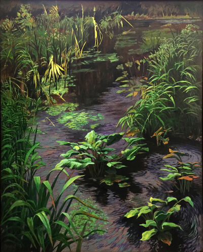 Anne Lyman Powers, 'Cartwright Stream'