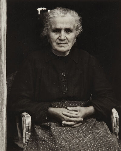 Paul Strand, 'The Mother, Luzzara, Italy', 1953
