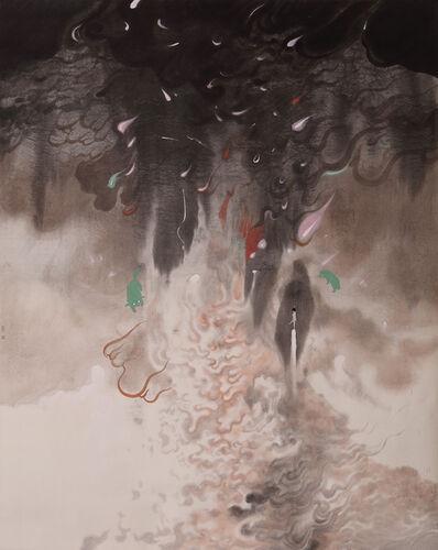 Lin Yusi, 'Cosmic wind', 2017
