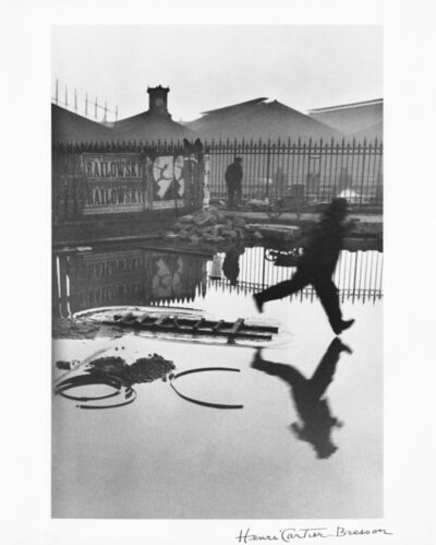 Henri Cartier-Bresson, 'Behind The Gare St Lazare', 1932