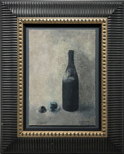Lev Meshberg, 'Still Life with Bottle and Plums', 1986