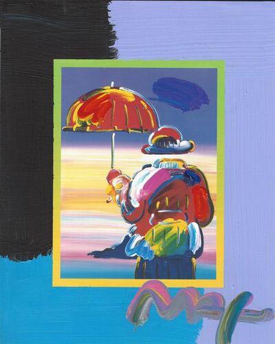 Peter Max, 'Peter Max, Umbrella Man on Blends (Ref. # 2980)', 2007