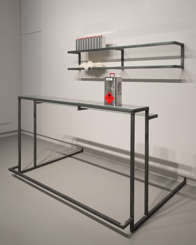 Carl Michael von Hausswolff, 'Thinner and Low Frequency Bar', 1998/2014