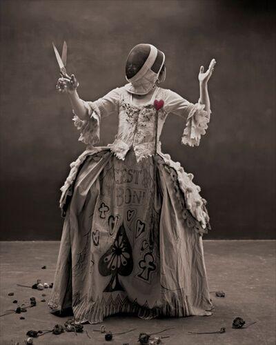 Zoë Zimmerman, 'The Fencer', 2012