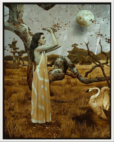 Brad Reuben Kunkle, 'Coronation (The Swan)', 2020
