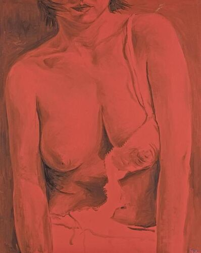 Anton Henning, 'PIN UP No. 34', 2000