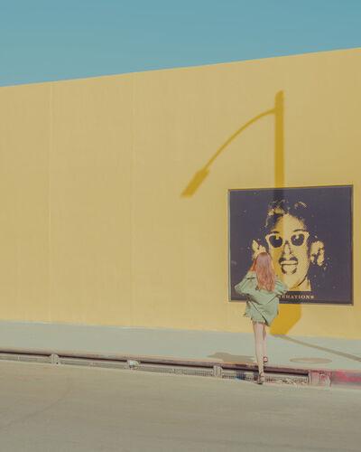 Franck Bohbot, 'Yellow Melrose', 2020