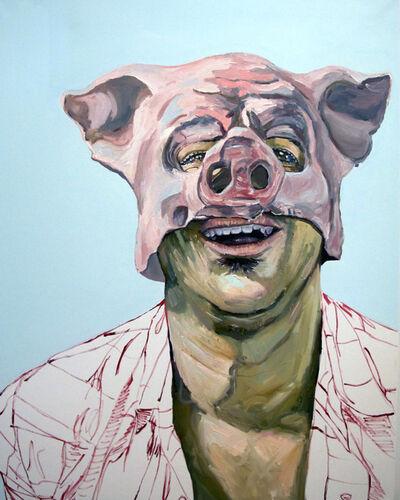 Michael Dixon, 'The Antagonist', 2015