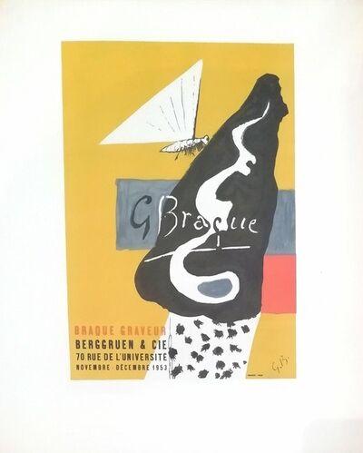 Georges Braque, 'Braque Graveur', 1959