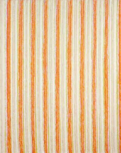 Karl Wiebke, 'Vertical Stripes Eight', 2013
